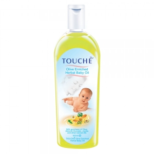 Product Name : Olive Enriched Herbal Baby Oil