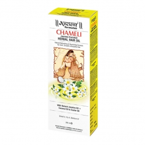 Product Name : CHAMELI Jasmine Enriched HERBAL HAIR OIL